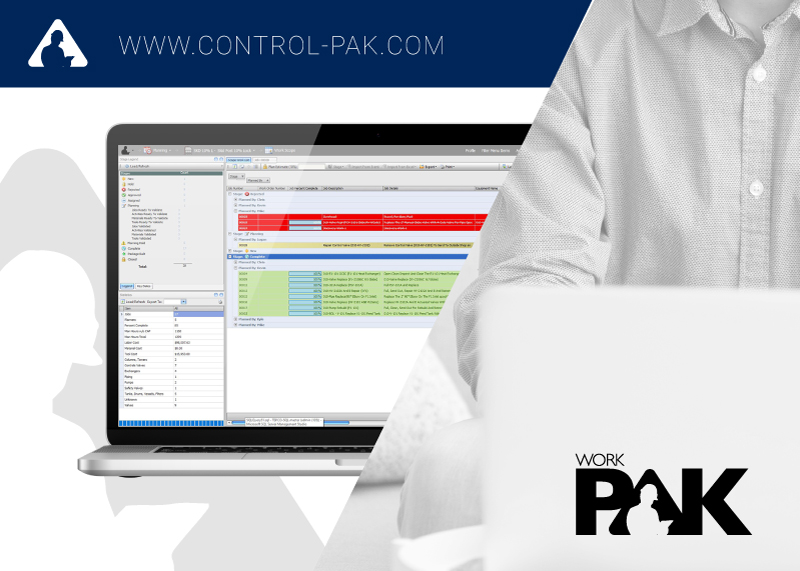 WorkPAK   Helping Users Successfully Plan and Manage Their Projects and Turnarounds